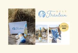 Jetzt erhältlich: Sylt Fräulein Magazin in der Strandbox