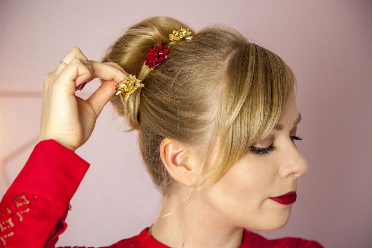 Festliche Frisuren für Weihnachten  KIELerleben