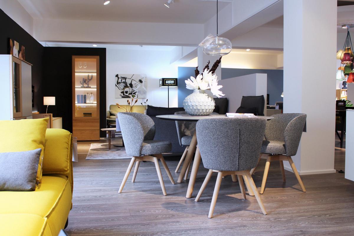 marvelous einfache dekoration und mobel interview mit pepe heykoop #1: Die Neuen Möbel Können Direkt Vor Ort Bestaunt Werden