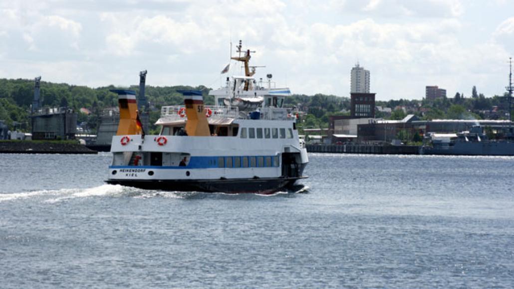 Fördeschiffe fahren wieder nach Laboe