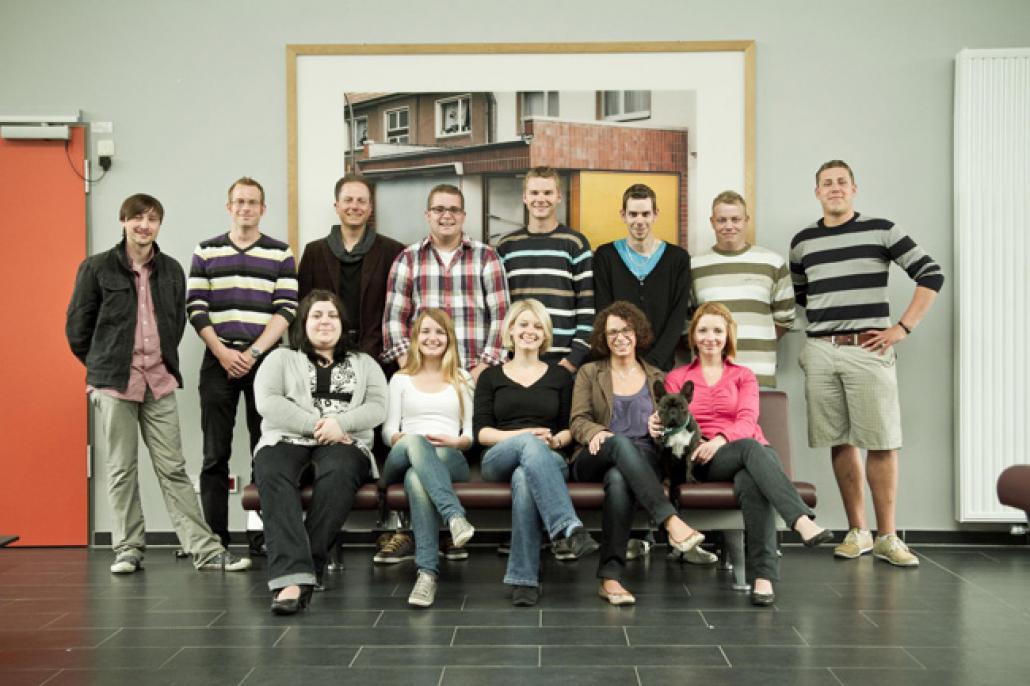 Firmenkontakttag an der FH Kiel