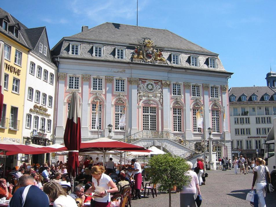 Das Alte Bonner Rathaus