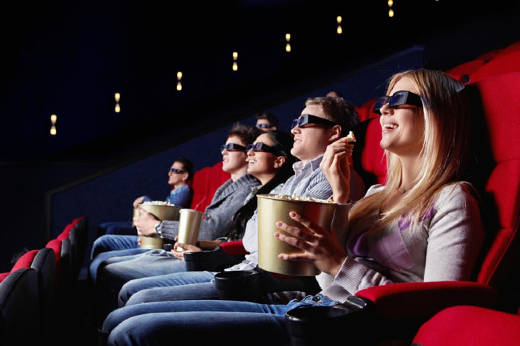 Kino für zu Hause