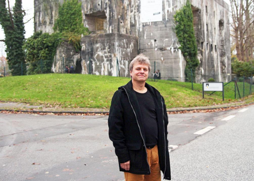 Journalist Jens Rönnau im Porträt