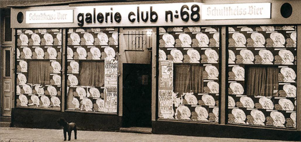Der Club No. 68 in den Anfangstagen