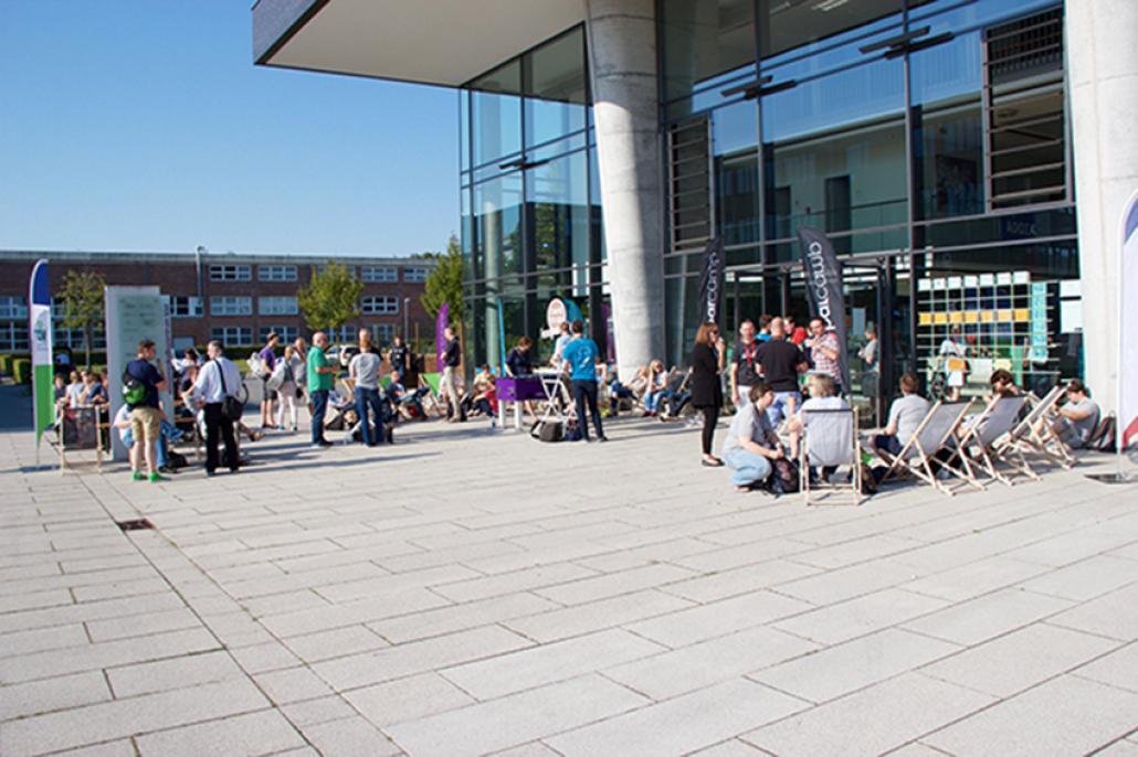 Das war das BarCamp Kiel 2015
