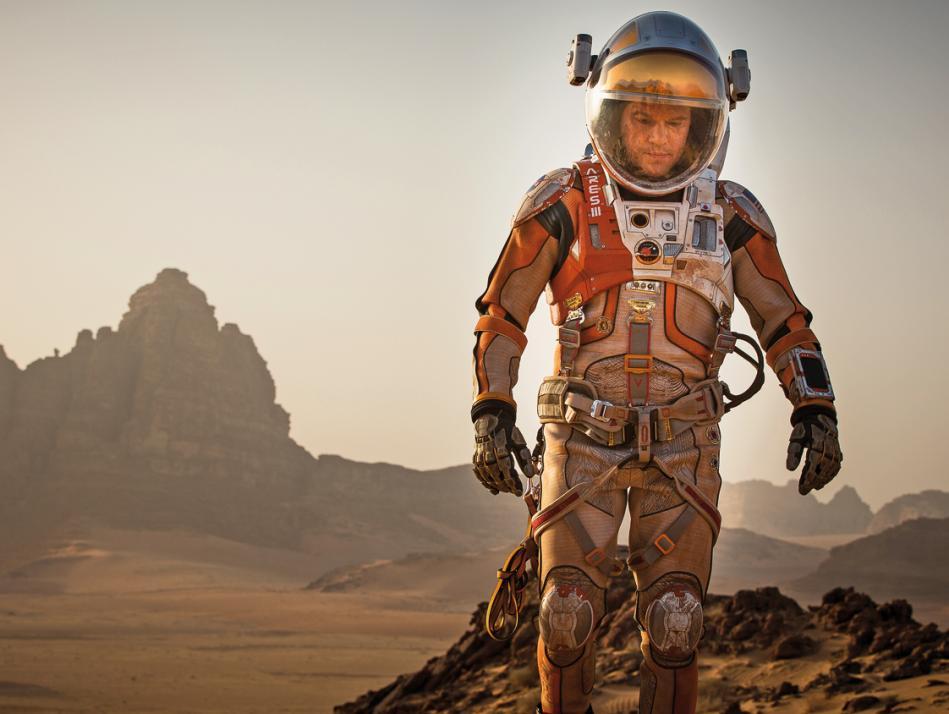 Schauspieler Der Marsianer