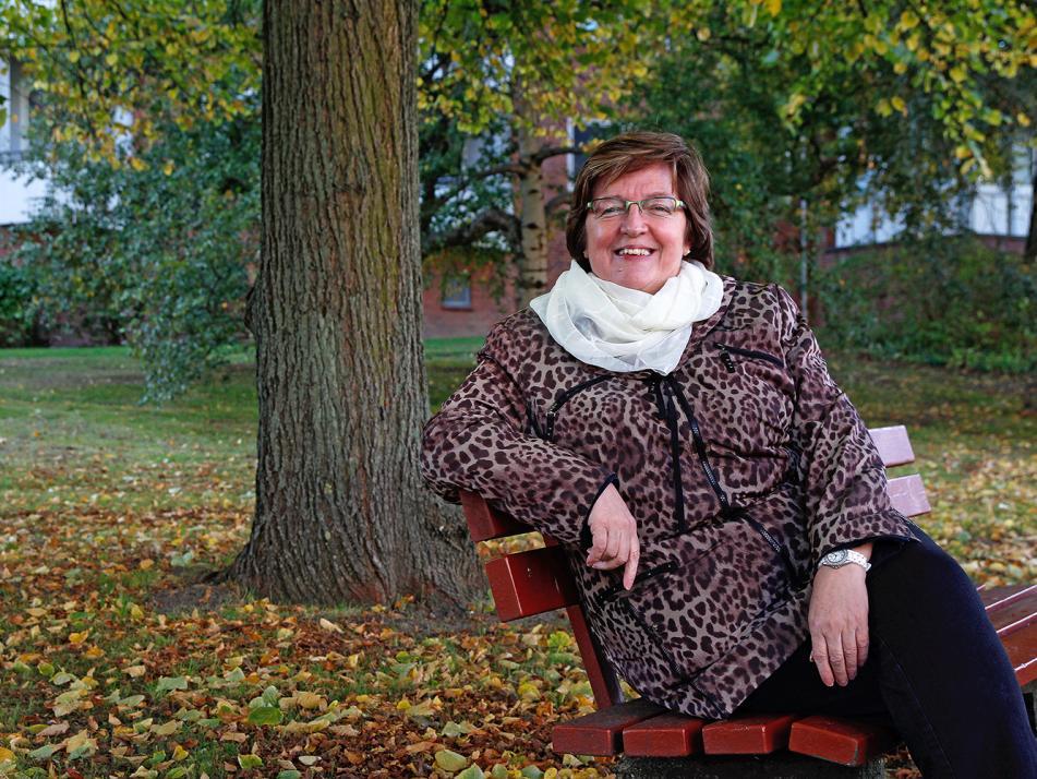 Die Kielerin mit den irischen Wurzeln berät und motiviert Frauen mit dem Wunsch nach Veränderung