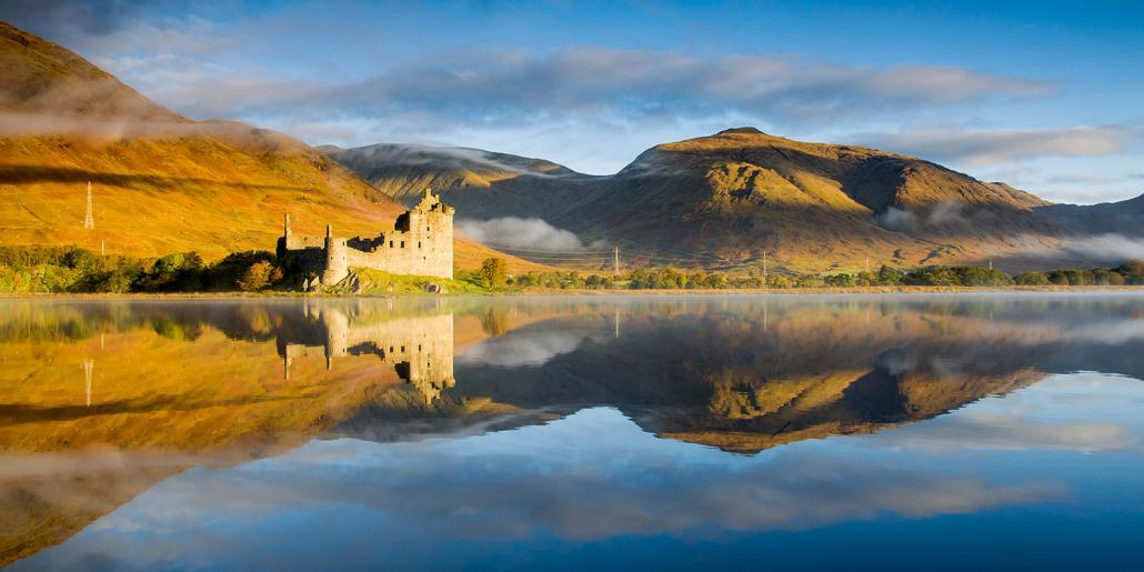 Sechs Monate lang war Gereon Roemer dem Mythos Schottland mit der Kamera auf der Spur