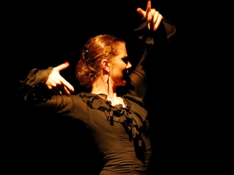 Große Flamencoshow mit Raphaela Stern in Kiel