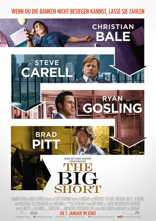 Kinotipp im Januar: The Big Short