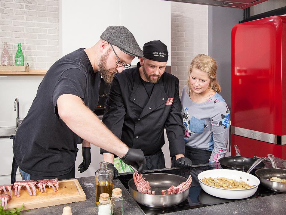 ALNO Küchenwelten liefert die Küche für das FOODIO