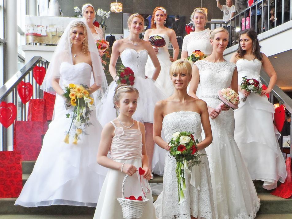 Erleben Sie Romantik pur auf der Hochzeitsmesse Kiel