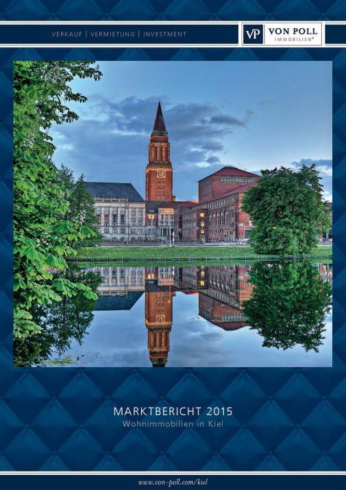 VON POLL IMMOBILIEN mit Marktbericht Kiel