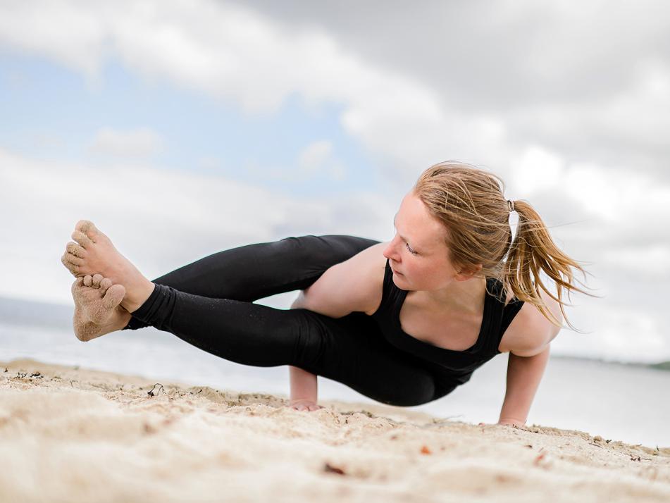 Zu sich selbst finden mit Yoga