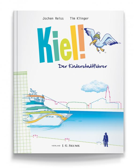 Kiel für Kinder – mit dem neuen Stadtführer