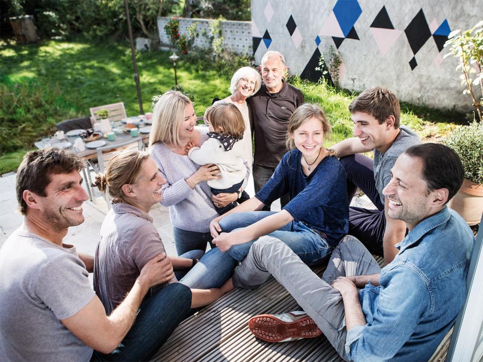 Die Familie Günther führt die Bäckerei schon seit über 130 jahren