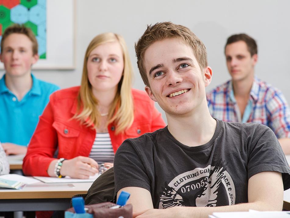 Lernen unter besten Bedingungen am Kieler Wirtschaftsgymnasium