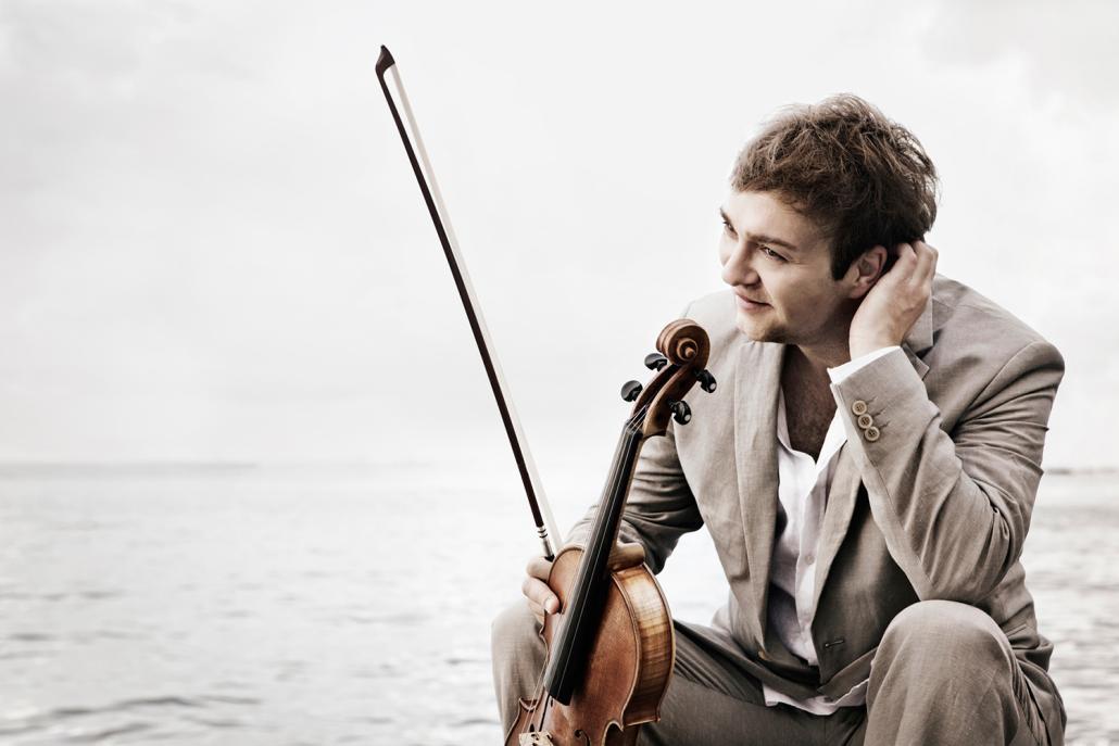 Solist Nils Mönkemeyer begeistert als einer der international erfolgreichsten Bratschisten