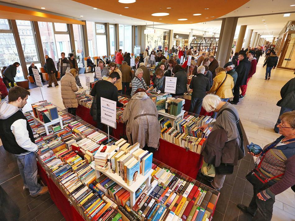2016 findet der 4. Kieler Bücherei-Tag statt
