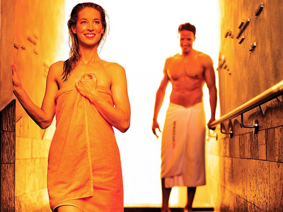 Zeit für Romantik im MeridianSpa in Kiel
