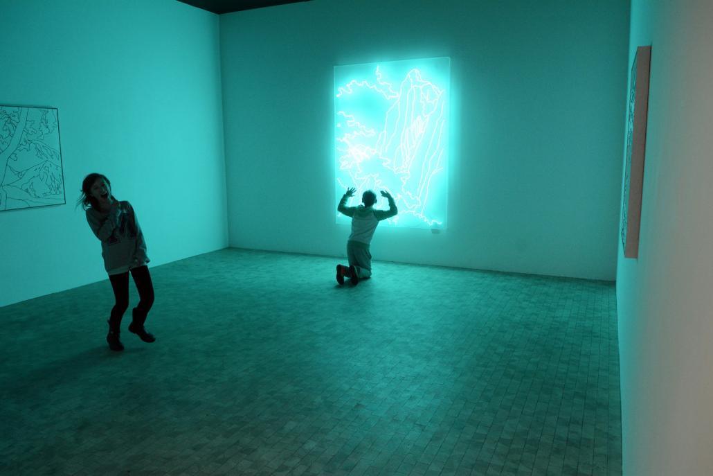 Für Kinder, Jugendliche und Erwachsene heißt es: Auf Entdeckungsreise durch die Stadtgalerie
