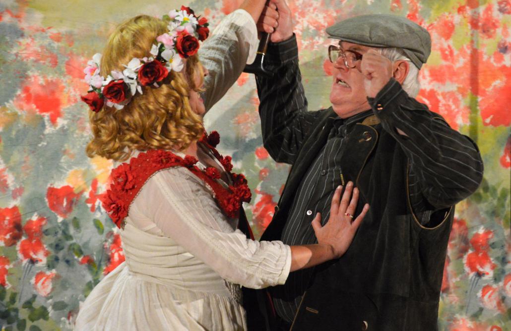 Ein giftiger Geburtstagskrimi im Steigenberger Conti Hansa