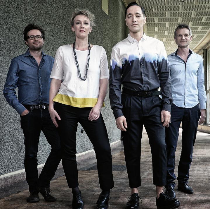 Erlebt das Julia Hülsmann Trio und Theo Bleckmann!