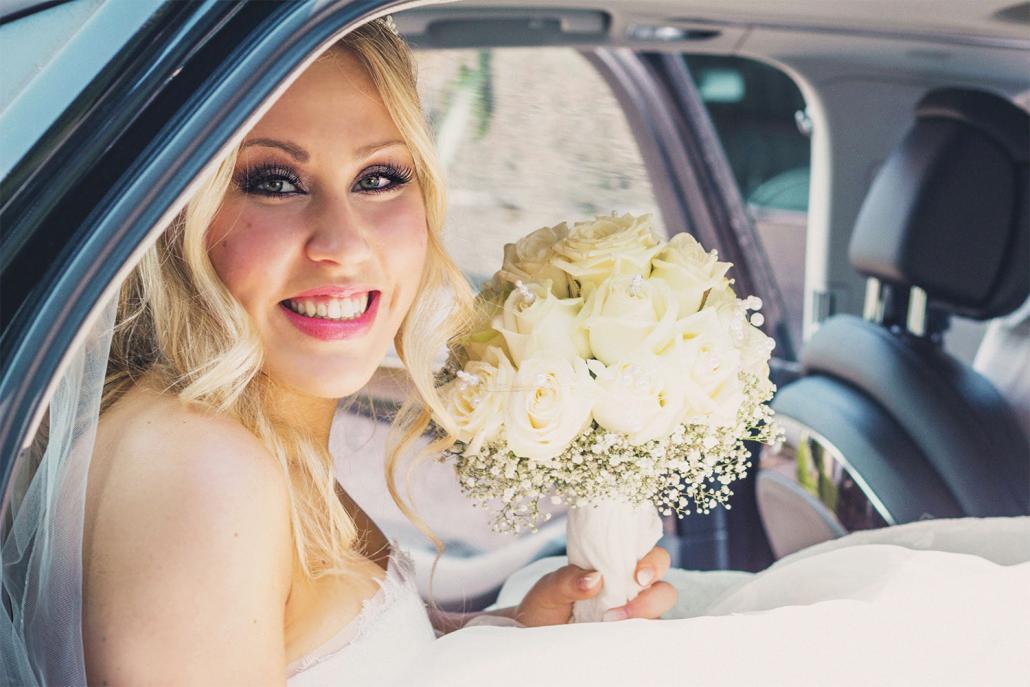 Das perfekte Braut Make-up selbst gemacht