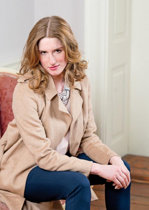 KIELerLEBEN-Covermodel im Februar: Vivien Schneidereit