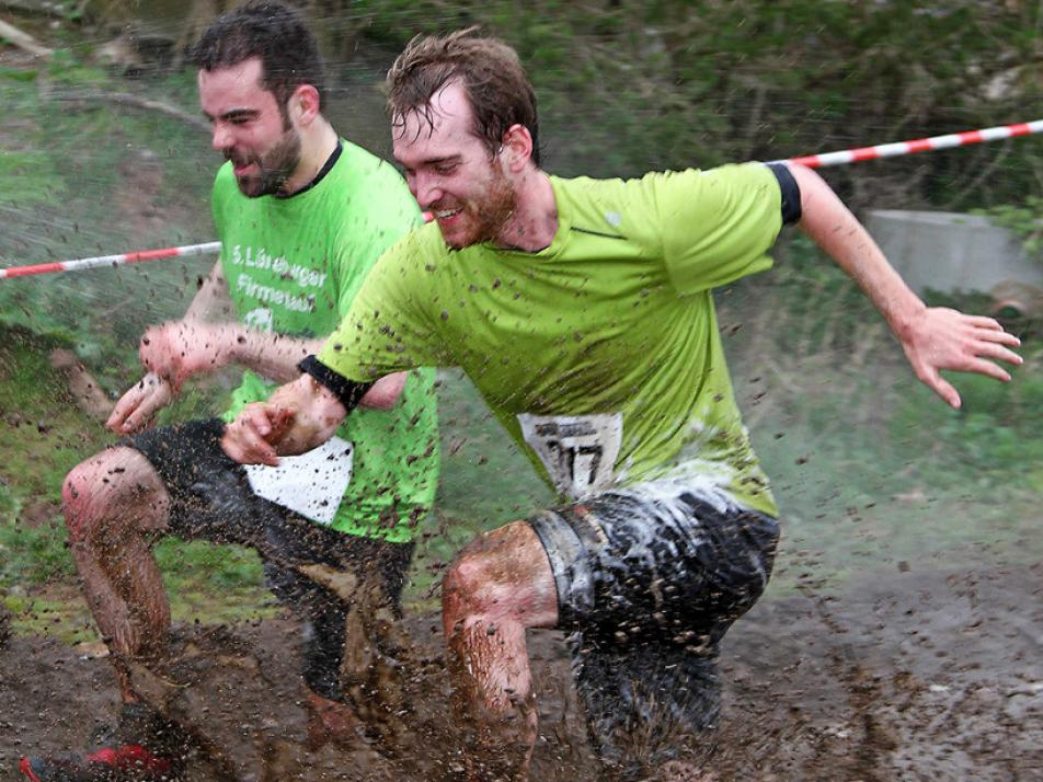 Mud FUN RUN Kiel