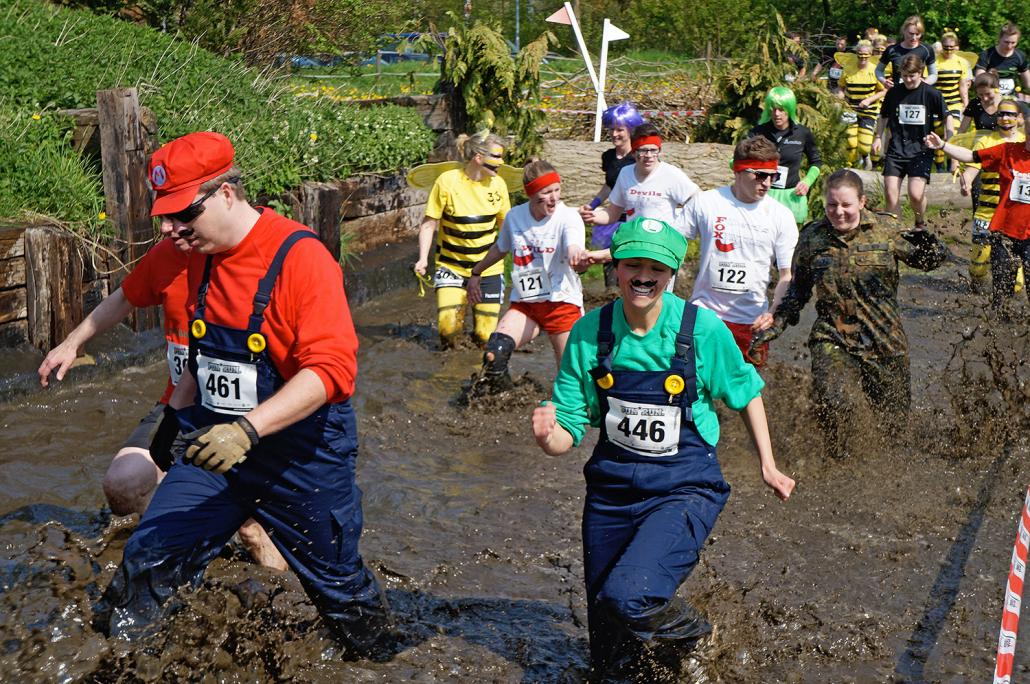 Mud Fun Run 2016