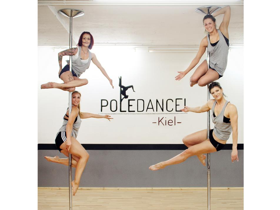 Poledance in Kiel