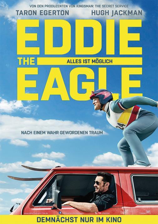 Kinotipp im März: Eddie the Eagle