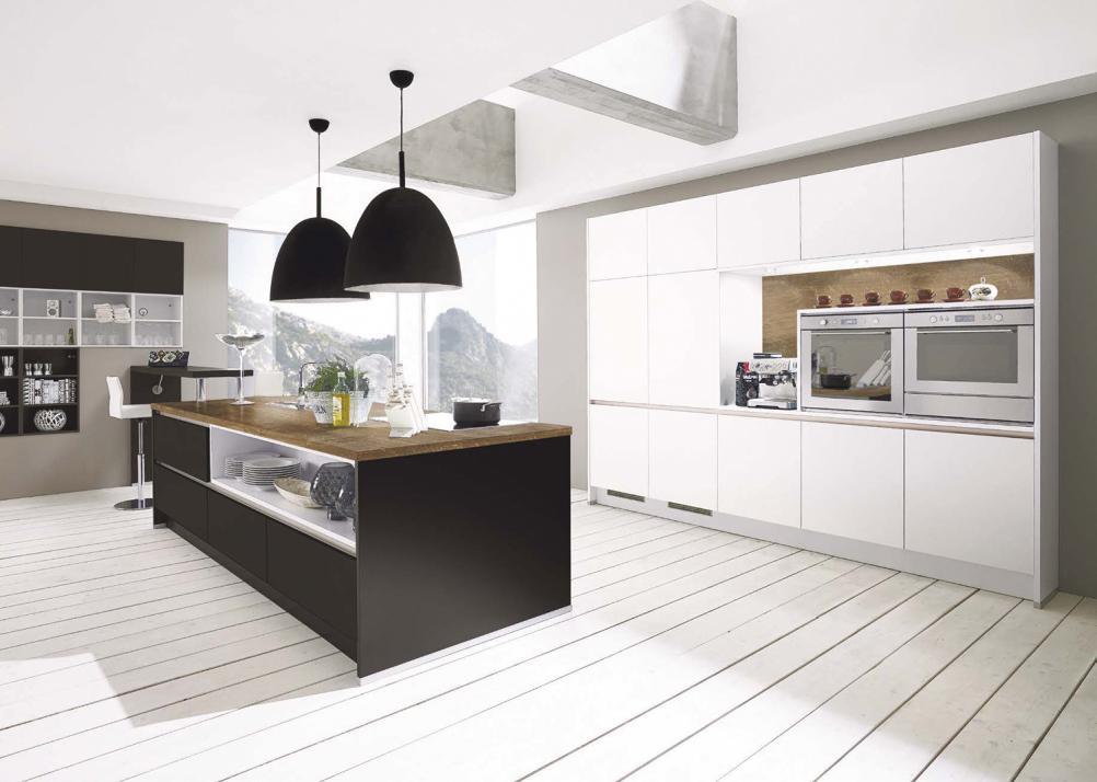 Bei Ostseeküchen erhalten Kunden einen Rundumservice von der individuellen Beratung bis zur sauberen Montage