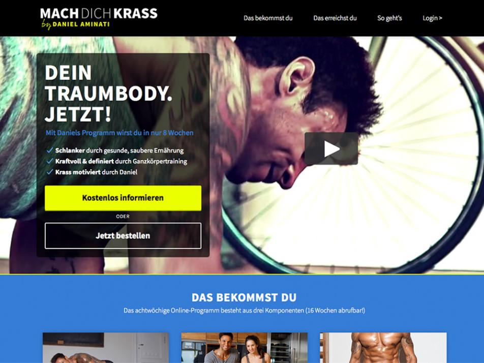 Fit durch Promi-Workouts