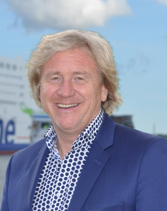 Uwe Wanger, Interims-Geschäftsführer der TA.SH
