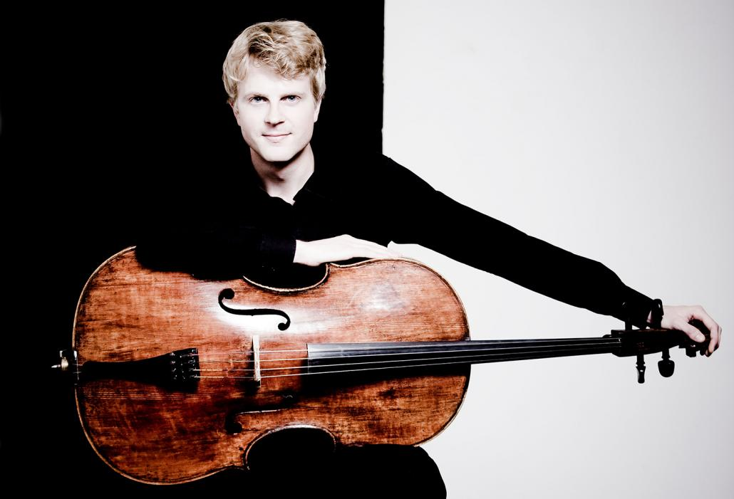 Am 20. und 21. März begeistert Julian Steckel sein Publikum im Kieler Schloss
