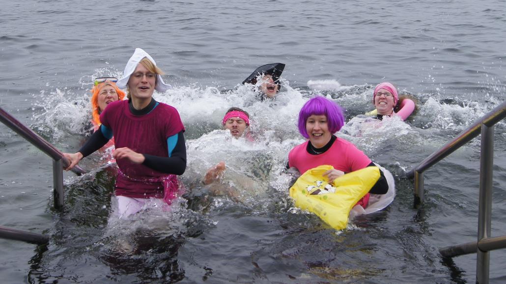 Am Sonntag, den 20. März, läutet Kiel-Marketing die Badesaison ein