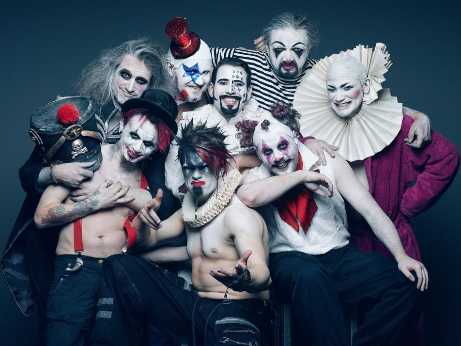 SALTATIO MORTIS spielt am 23. April im MAX Nachttheater