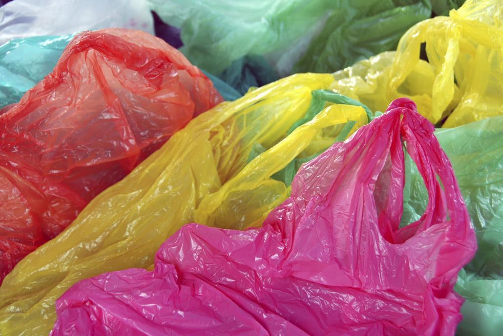 """Mit der Kampagne """"Plastiktütenfreies Kiel"""" soll es in der Landeshauptstadt in Zukunft weniger Müll geben"""