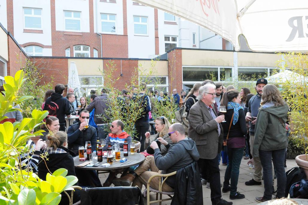 Am 15. und 16. April finden die Craft Beer DayS 2016 in Kiel statt