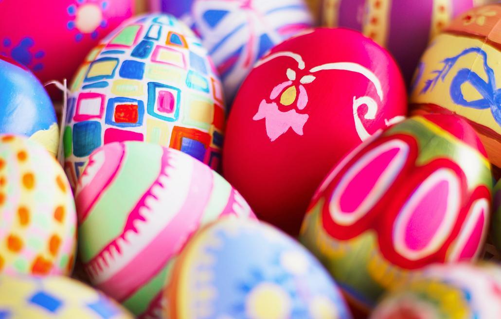 Zu Ostern versteckt der Hochseilgarten Altenhof fleißig Ostereier