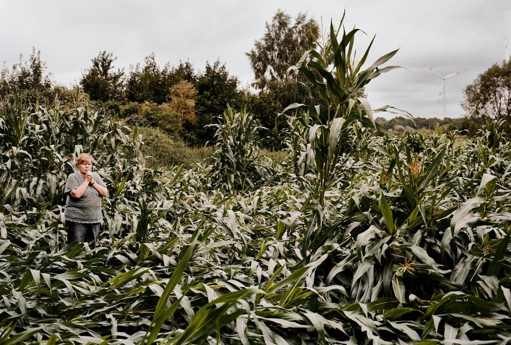 Die Stadtgalerie Kiel zeigt Fotografien einer Umbruchsgeneration