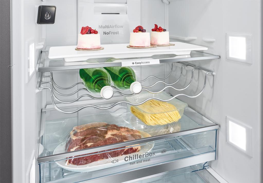 Bosch Kühlschrank Duo System : Der vernetzte kühlschrank kielerleben kielerleben