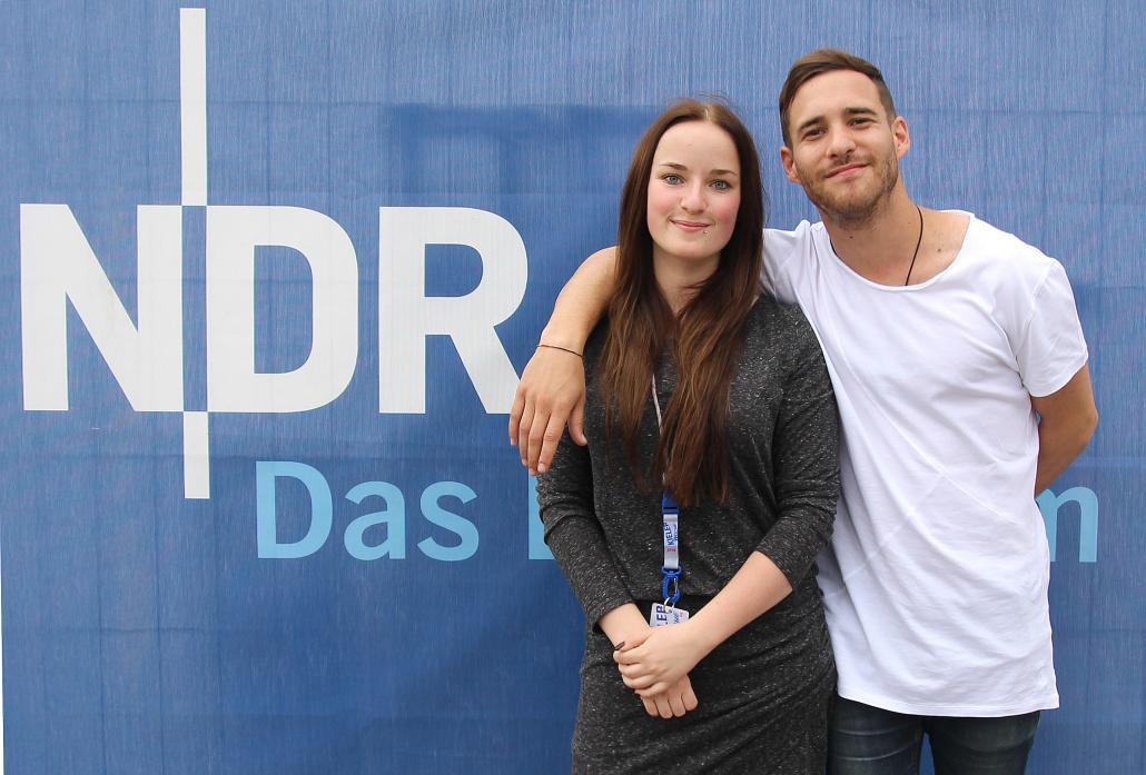 KIELerLEBEN-Redakteurin Kim Hase traf Ignacio Uriarte von Lions Head zum Interview
