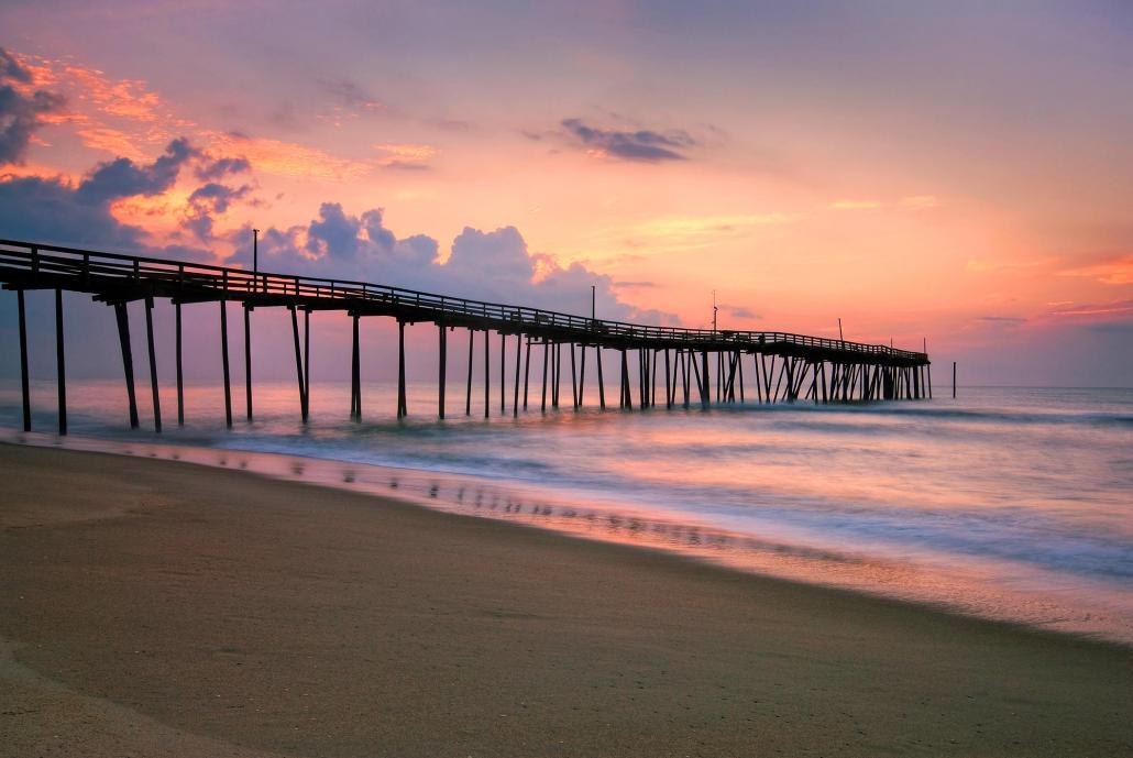 Den Urlaub würde John gerne mit seinen Freunden am Strand von North Carolina verbringen
