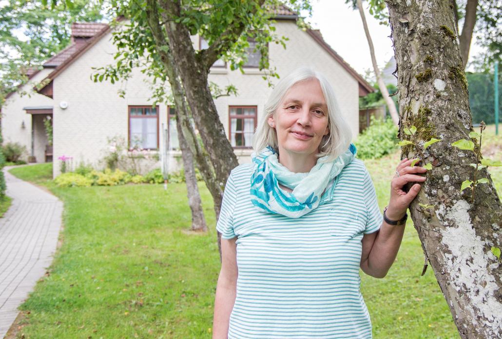Ulrike Marschall ist Pädagogin und Bereichsleiterin des Marie-Christian-Heime e.V.