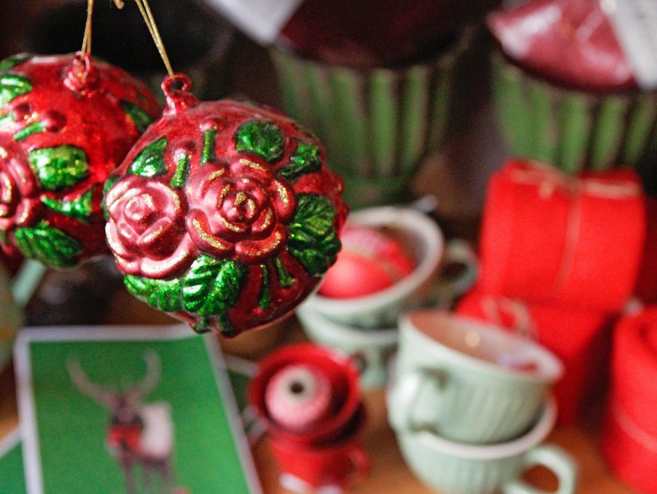 Das Sortiment von Rosa Rostig macht auch jedem Weihnachtsmuffel Lust auf die Festtage