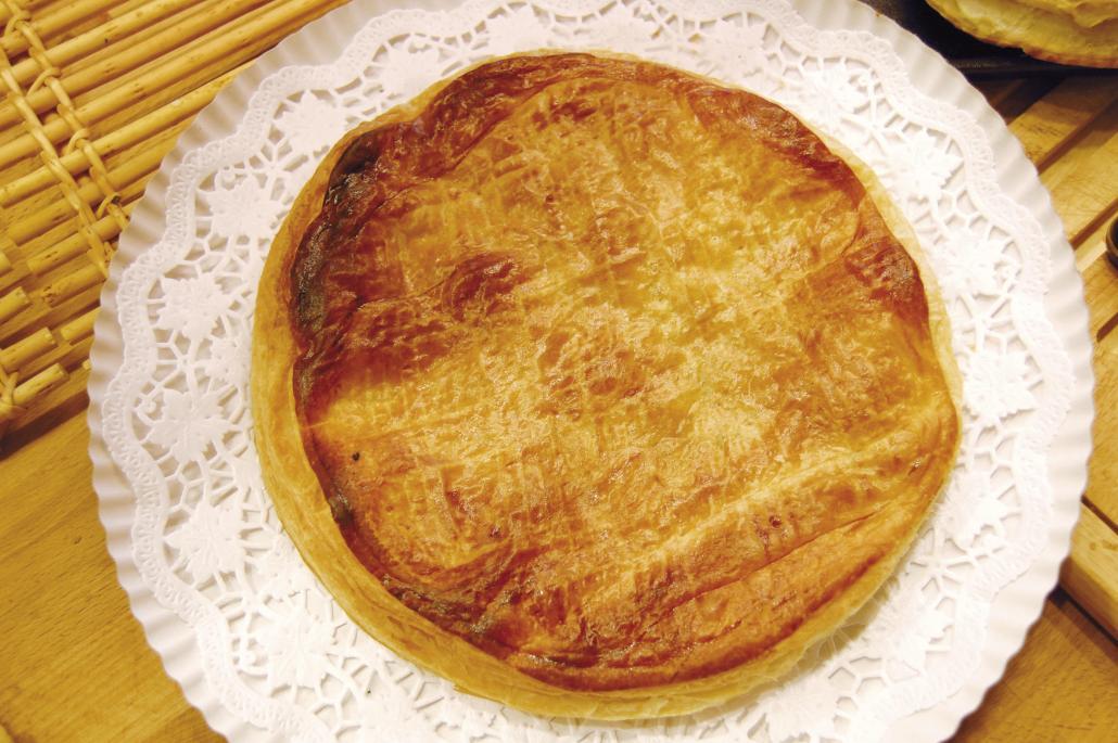 Wer in seinem Kuchenstück die Porzellanfigur entdeckt, der ist König des Tages